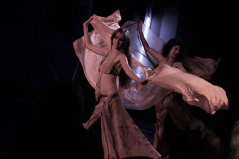 Latcho Drom - Danza con il Velo